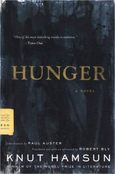 Knut Hamsun Hunger Amazon