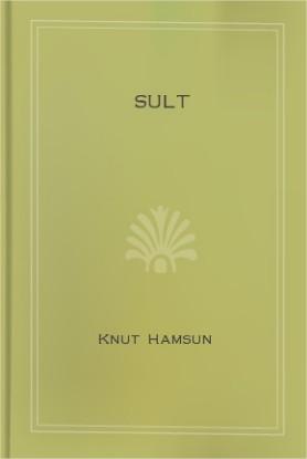 Knut Hamsun Sult e-bog
