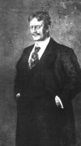 knut hamsun henriklund maleri sh 1901