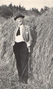 knut hamsun noerholm 1927