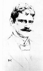 knut hamsun olav gulbransson 1897